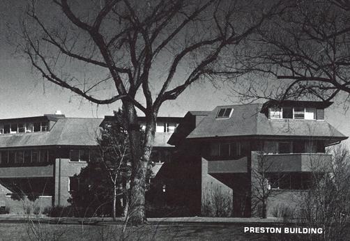 Preston Building, 1972