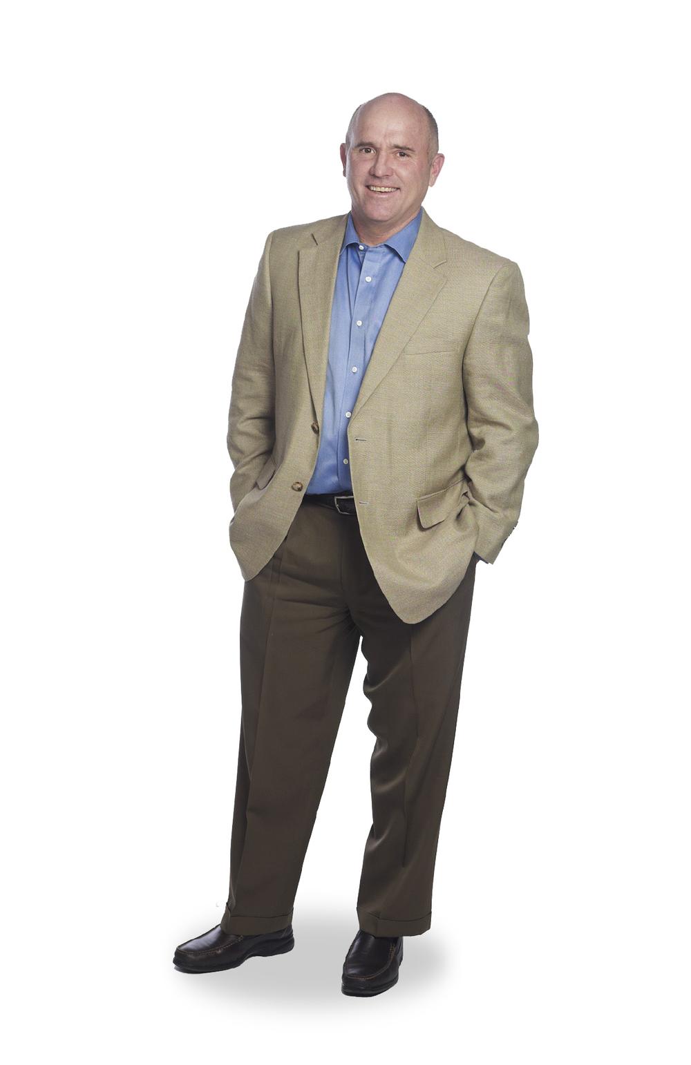 Ken McLagan,Director of Finance & Administration