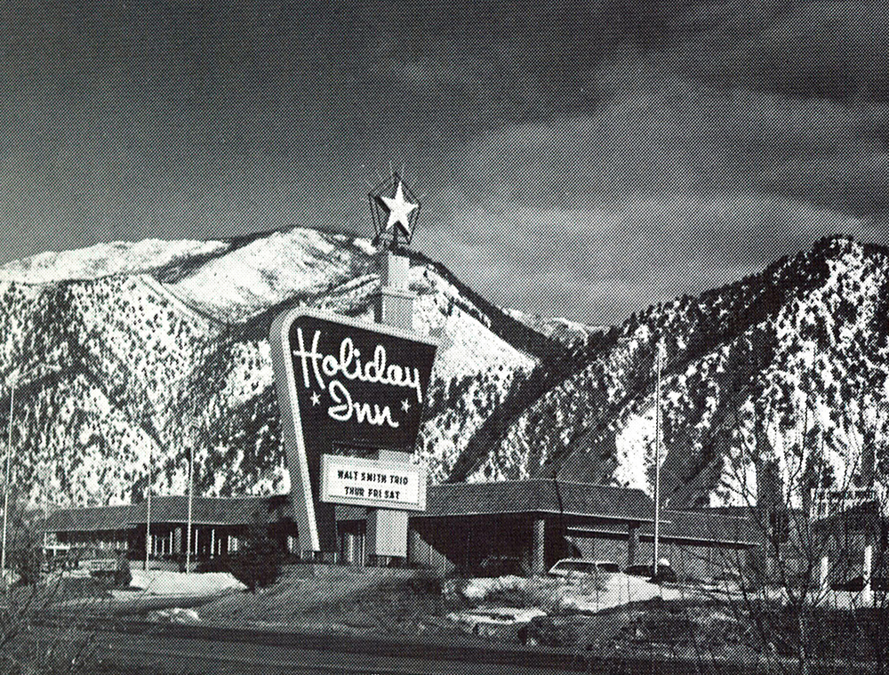 Glenwood Springs Holiday Inn, 1972
