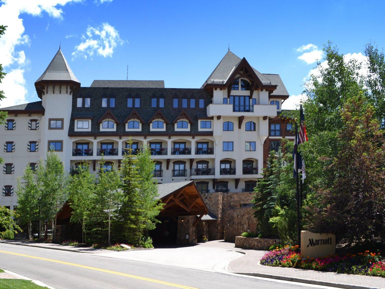 vail marriott mountain resort — hyder construction