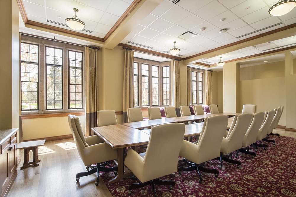 Hyder Construction Completes DU's Margery Reed Hall   October 1, 2014