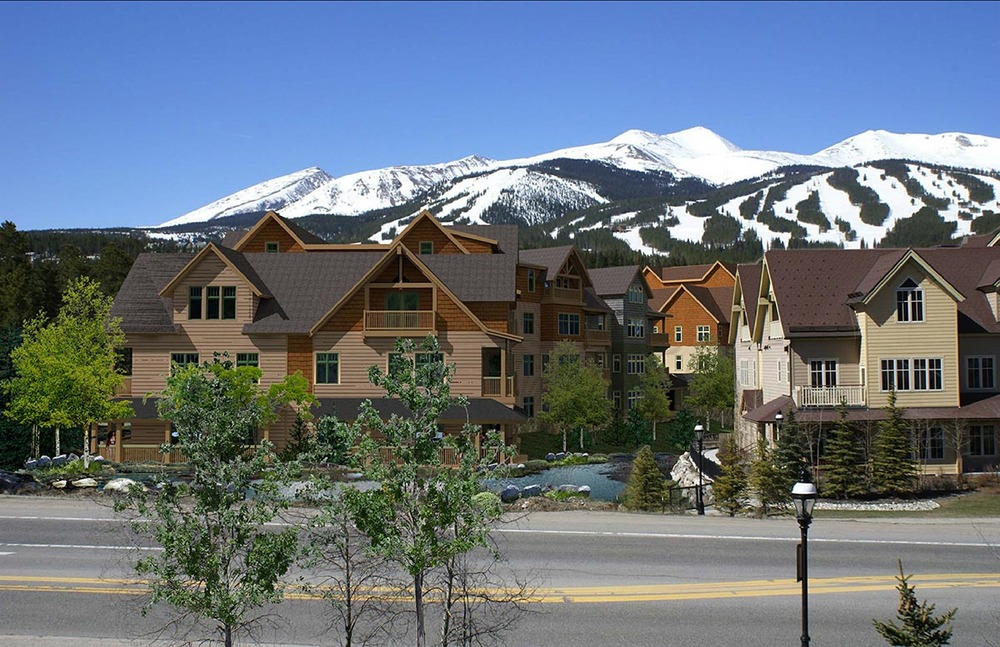 Hyder Construction Breaks Ground on a New Breckenridge Condominium   August 22, 2014