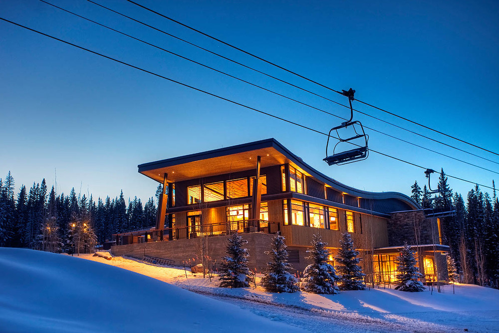 Hyder Construction has completed Elk Camp restaurant in Aspen   December 6, 2012
