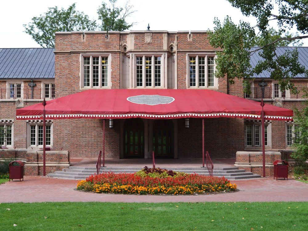 UNIVERSITY OF DENVER MARGERY REED HALL