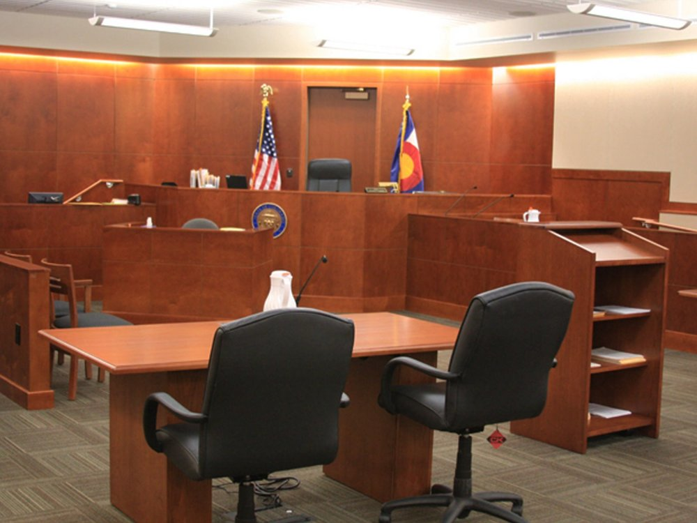 ARAPAHOE COUNTY COURTHOUSE REMODEL