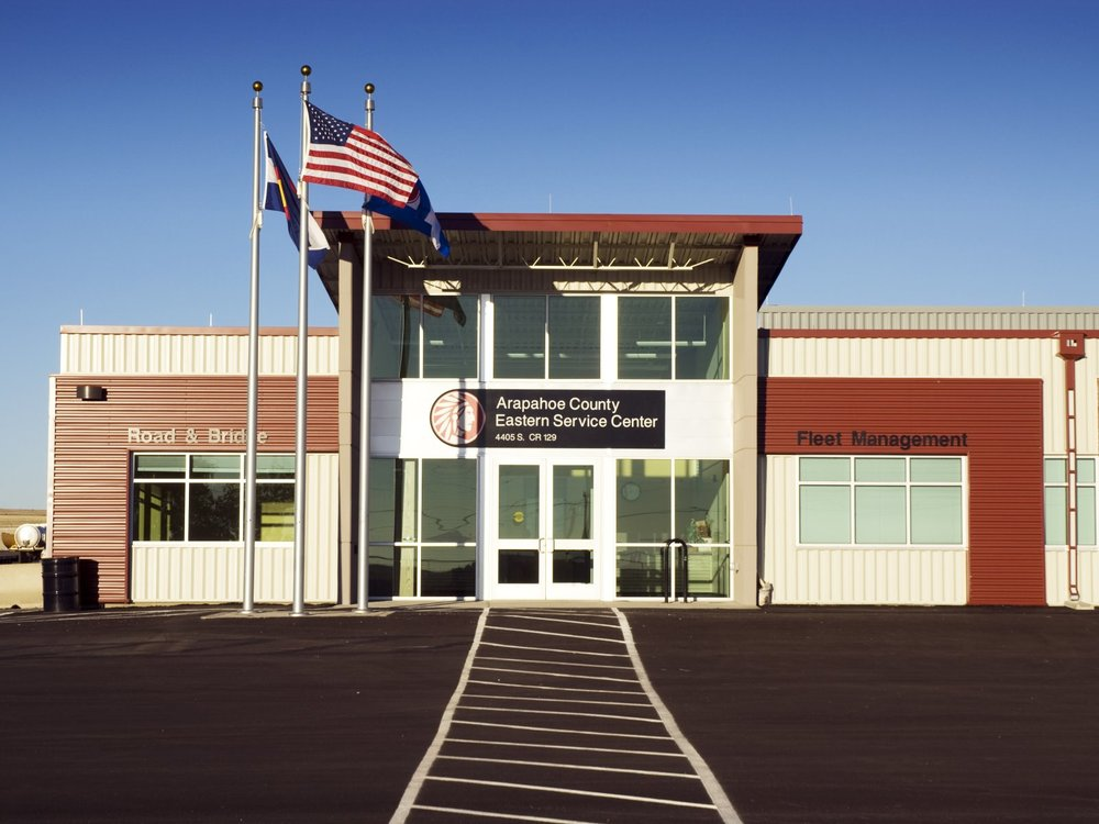 ARAPAHOE COUNTY EASTERN SERVICE CENTER