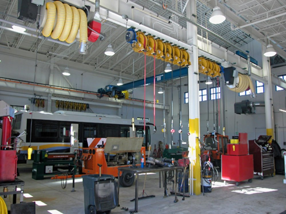BRECKENRIDGE TRANSIT AND MAINTENANCE FACILITY