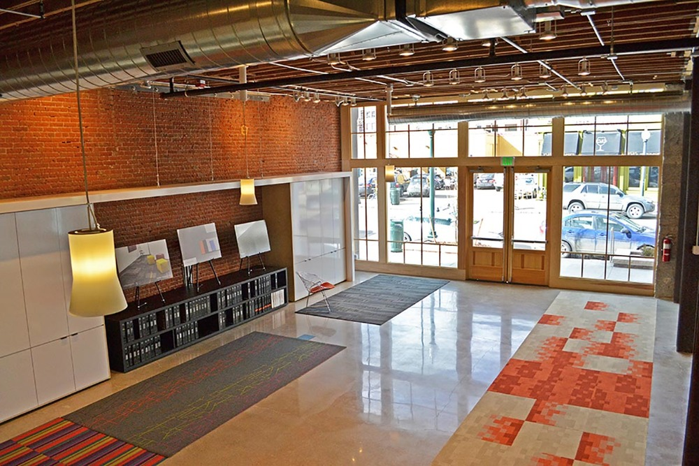 1520 Market Tenant Improvements | 1st Floor