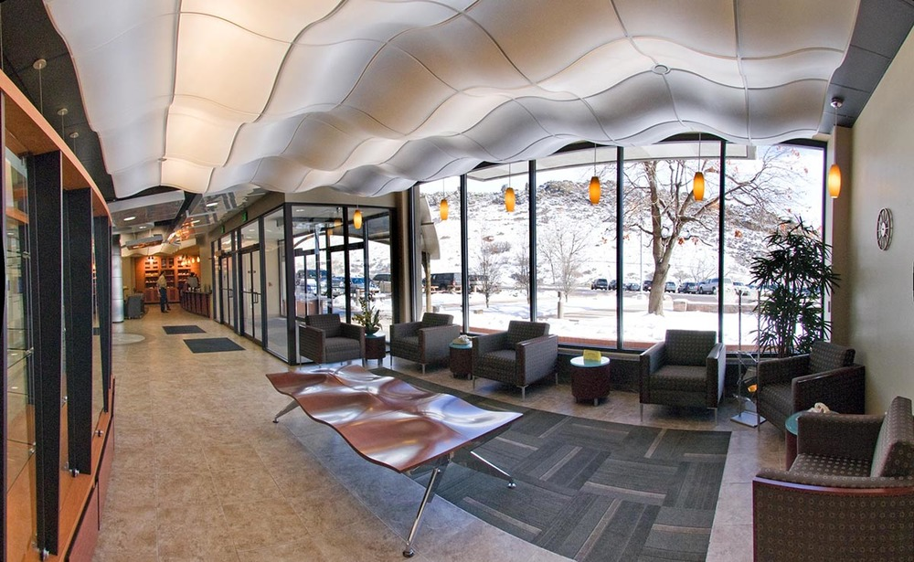 Lockheed Martin SSB Lobby Remodel