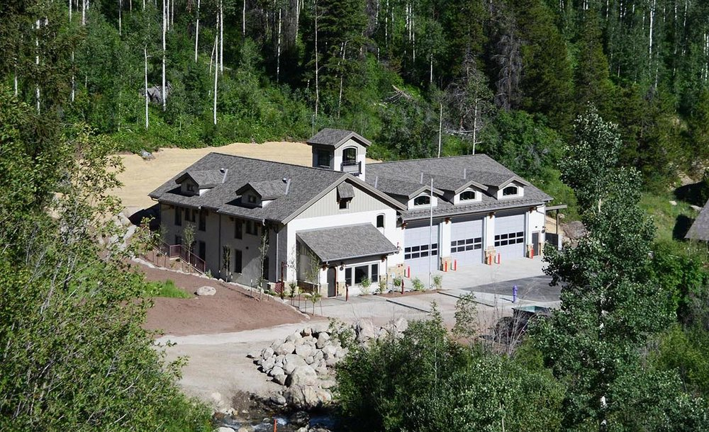 Hyder Completes New Beaver Creek Firehouse   August 9, 2016