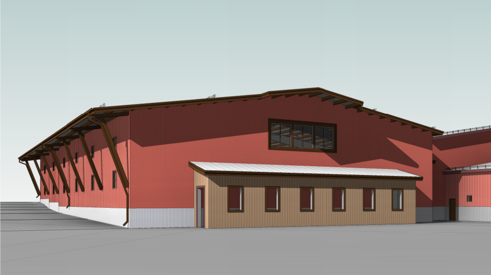 Hyder Starts Breck Brewery Phase II    November 18, 2016
