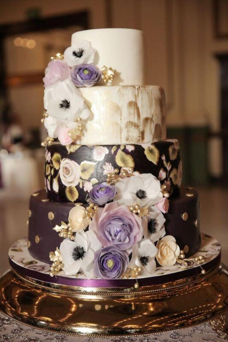 10 Favorite Floral Cakes Carries Cakes Utah Wedding Cakes