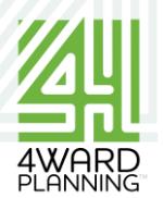 4 Ward Planning logo
