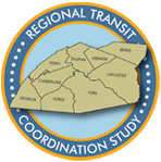 Regional Transit Coordination Study logo