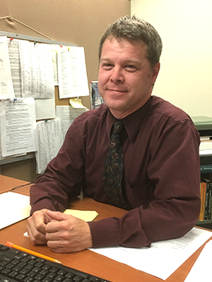 Jason R. Finnerty Perry County Planning Coordinator