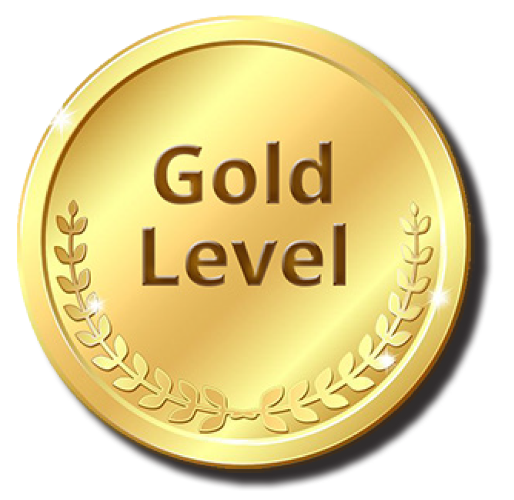 Image of Gold Level icon