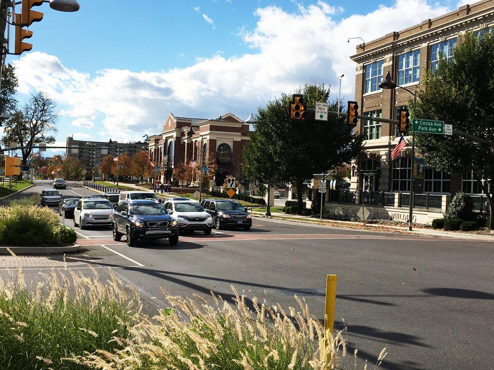 Downtown Hershey, Dauphin County