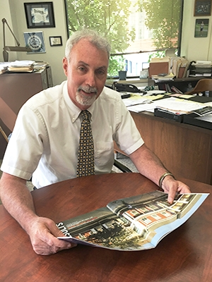 Retiring TCRPC Executive Director Timothy P. Reardon