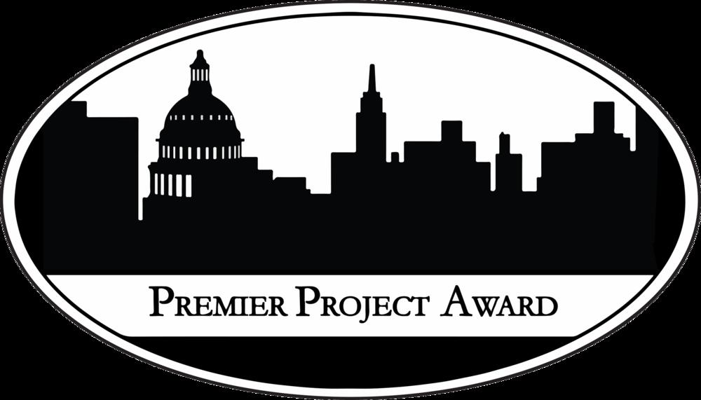 Premier Project Award logo