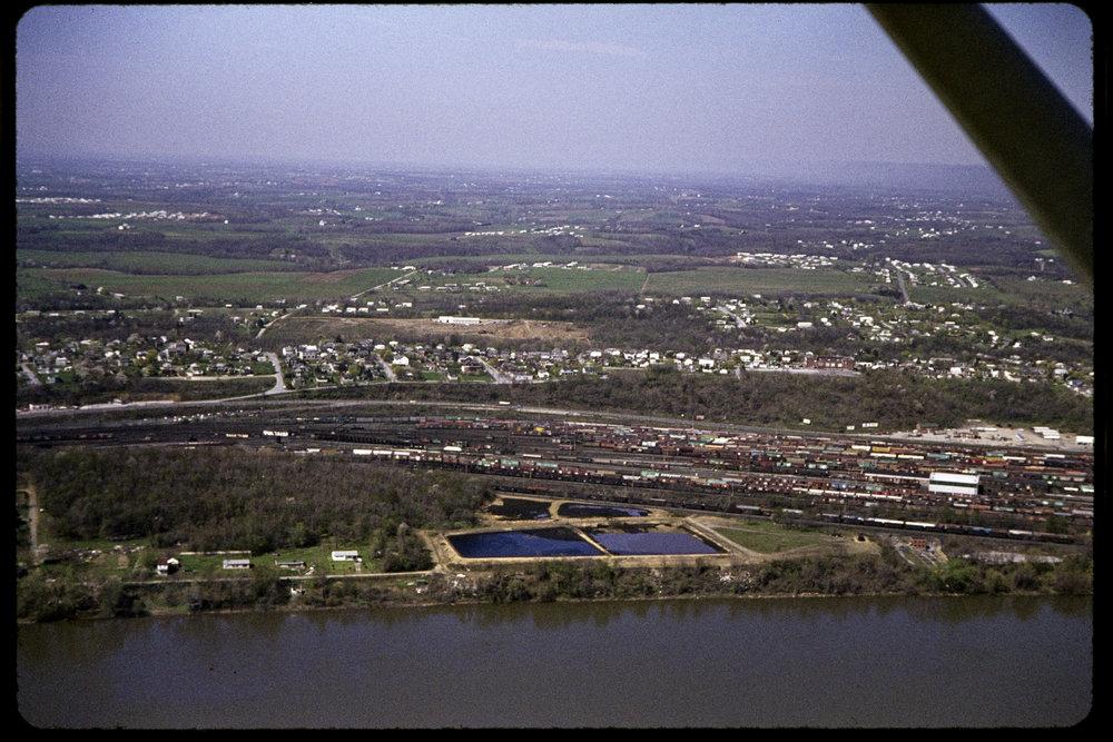 Enola Railroad Yard