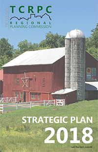 2018 Strategic Plan cover