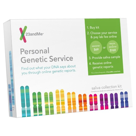 23andMe idealise their simple and hassle free method. Image  here .