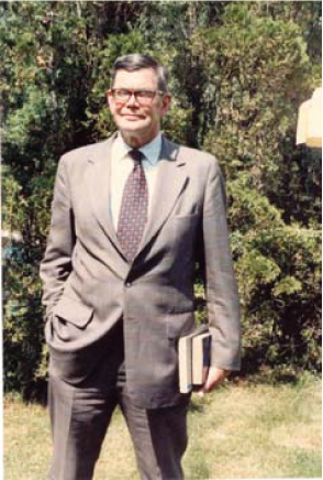 John MacMorran