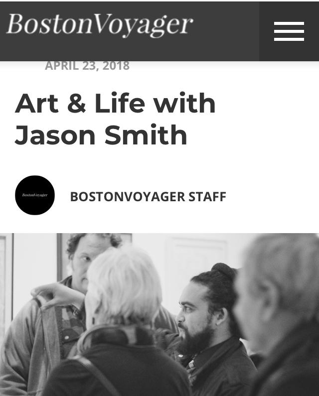 Boston Voyager Interview -