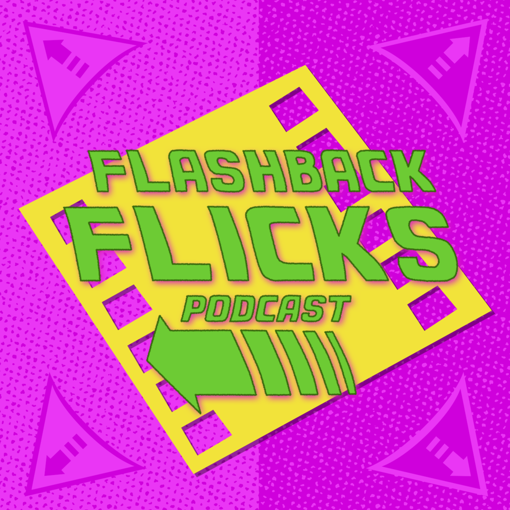 Flashback Flicks - Remember those movies you watched growing up? The ones you loved, hated, or just weren't interested at the time? Flashback Flicks watches those movies and seeing how they hold up over time! It's like Back to the Future, except instead of playing Johnny Be Good, we're just watching movies. Each episode includes history, movie factoids, and edu-taining commentary!