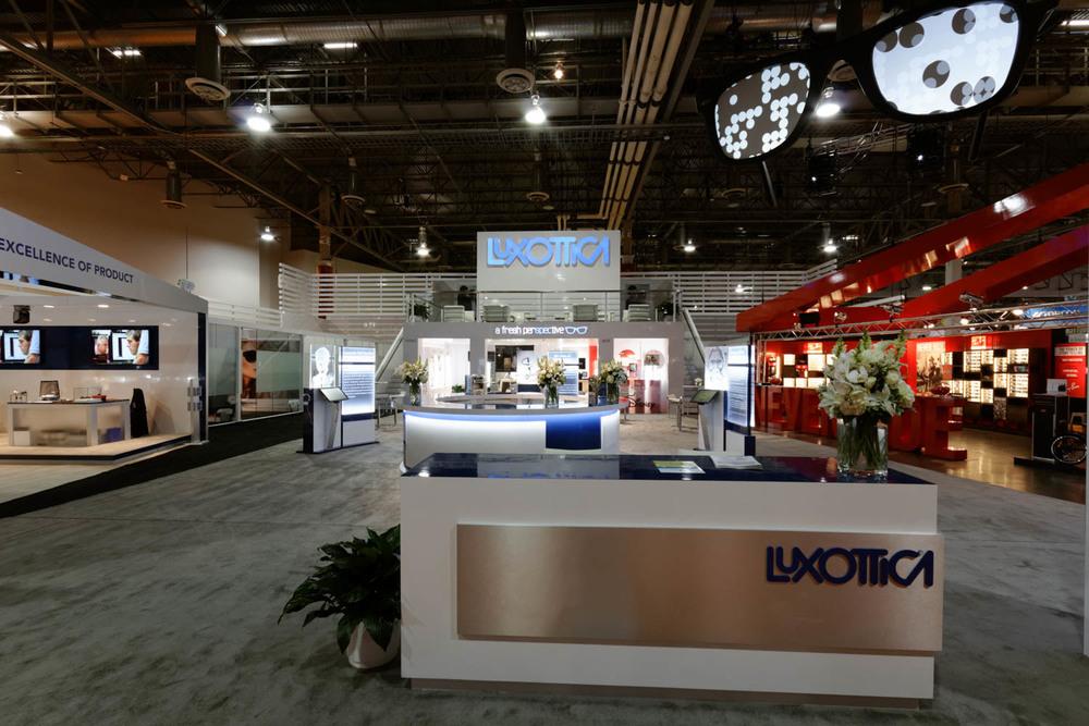 Luxottica Trade Show