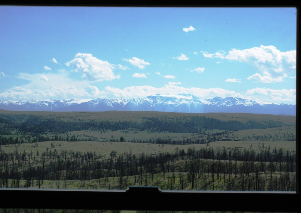2009-06-29 - View from Guest Bedroom of the Seiver Ranch.JPG