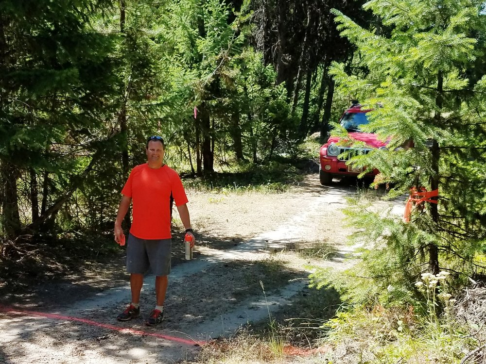 2017-07-26 - Dave Standing at where South SR2 Gate is to be placed #2.jpg