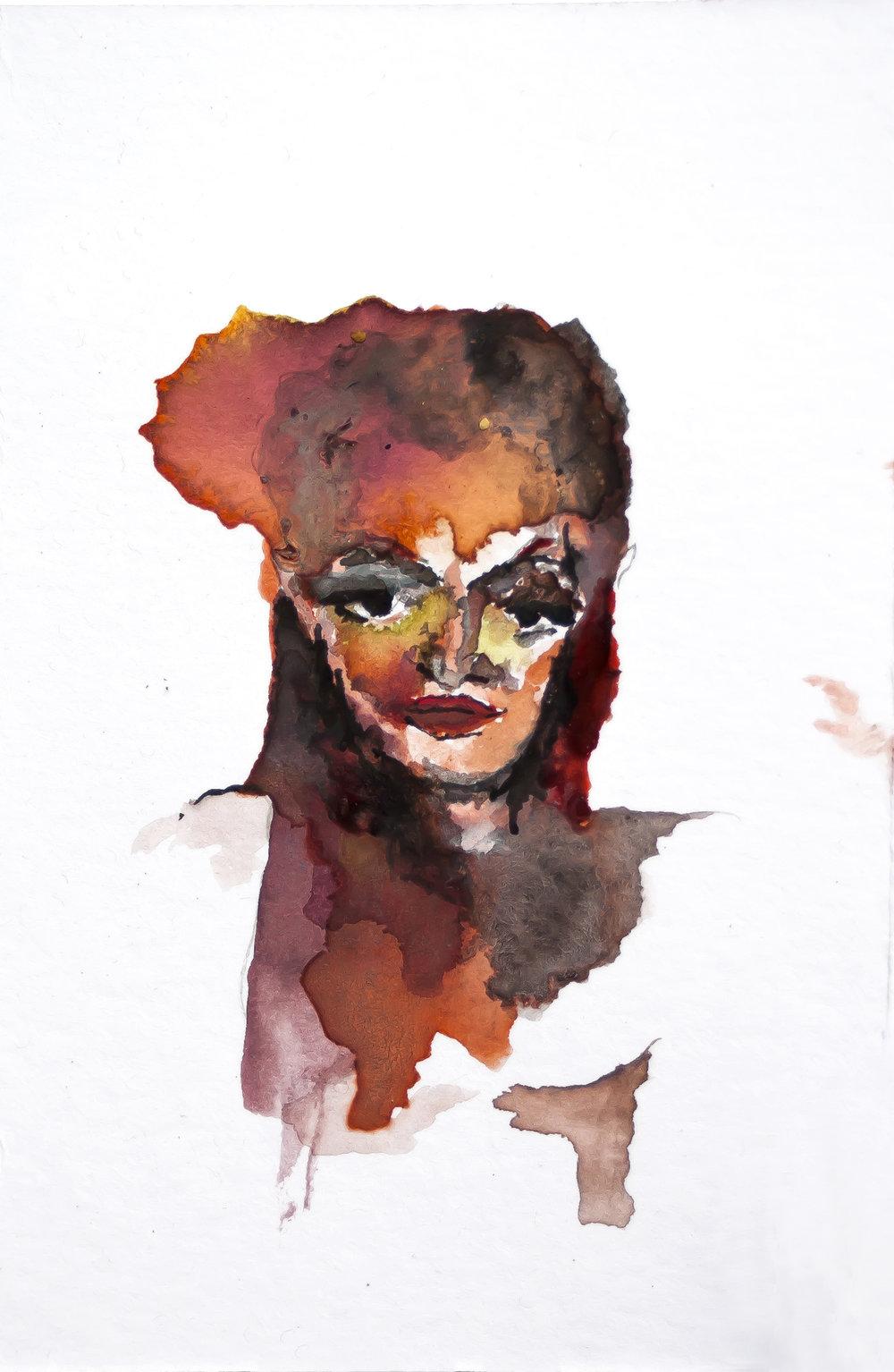portrait. aliasing codec magazine. 2
