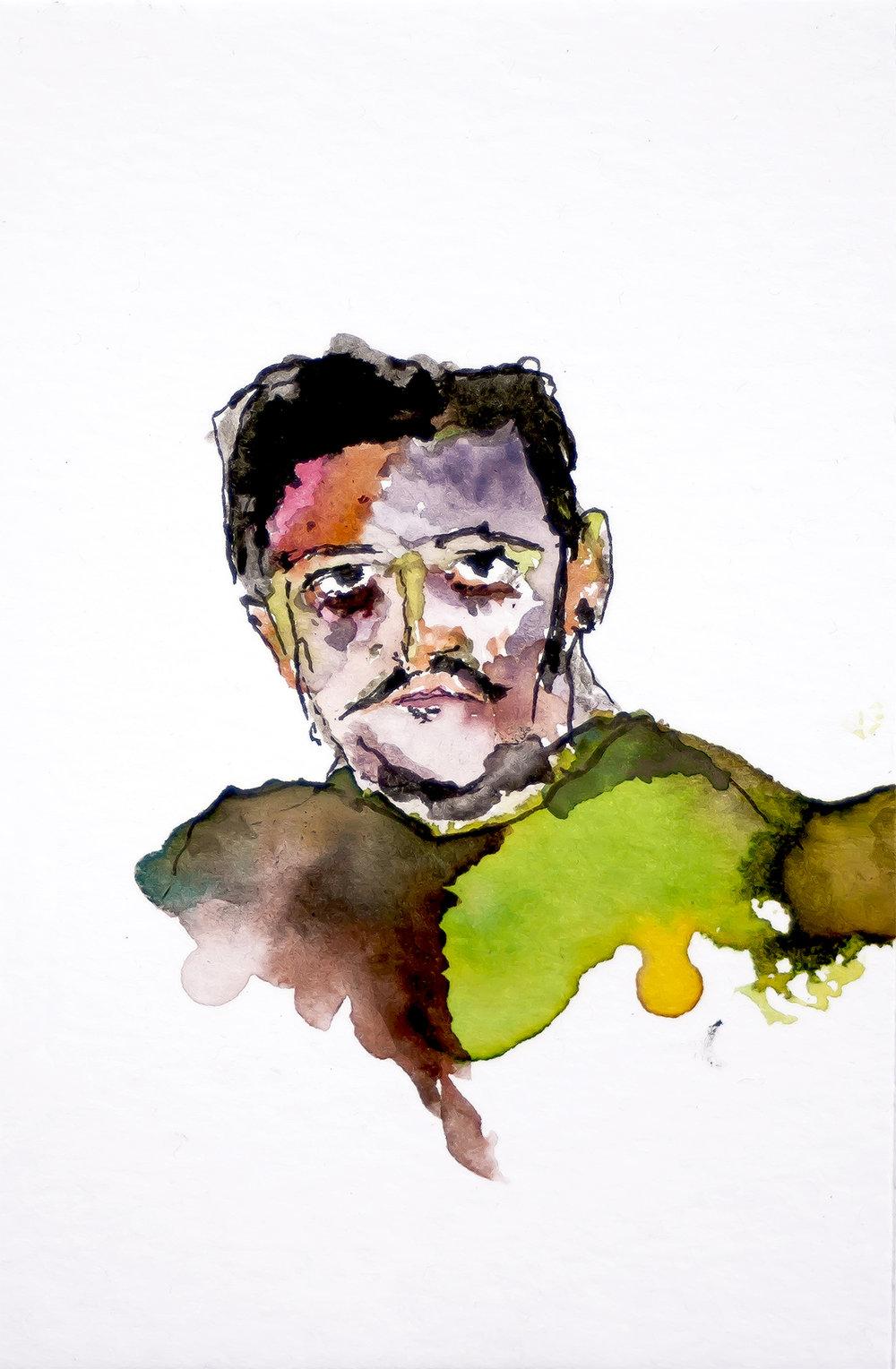 portrait. aliasing codec magazine. 4