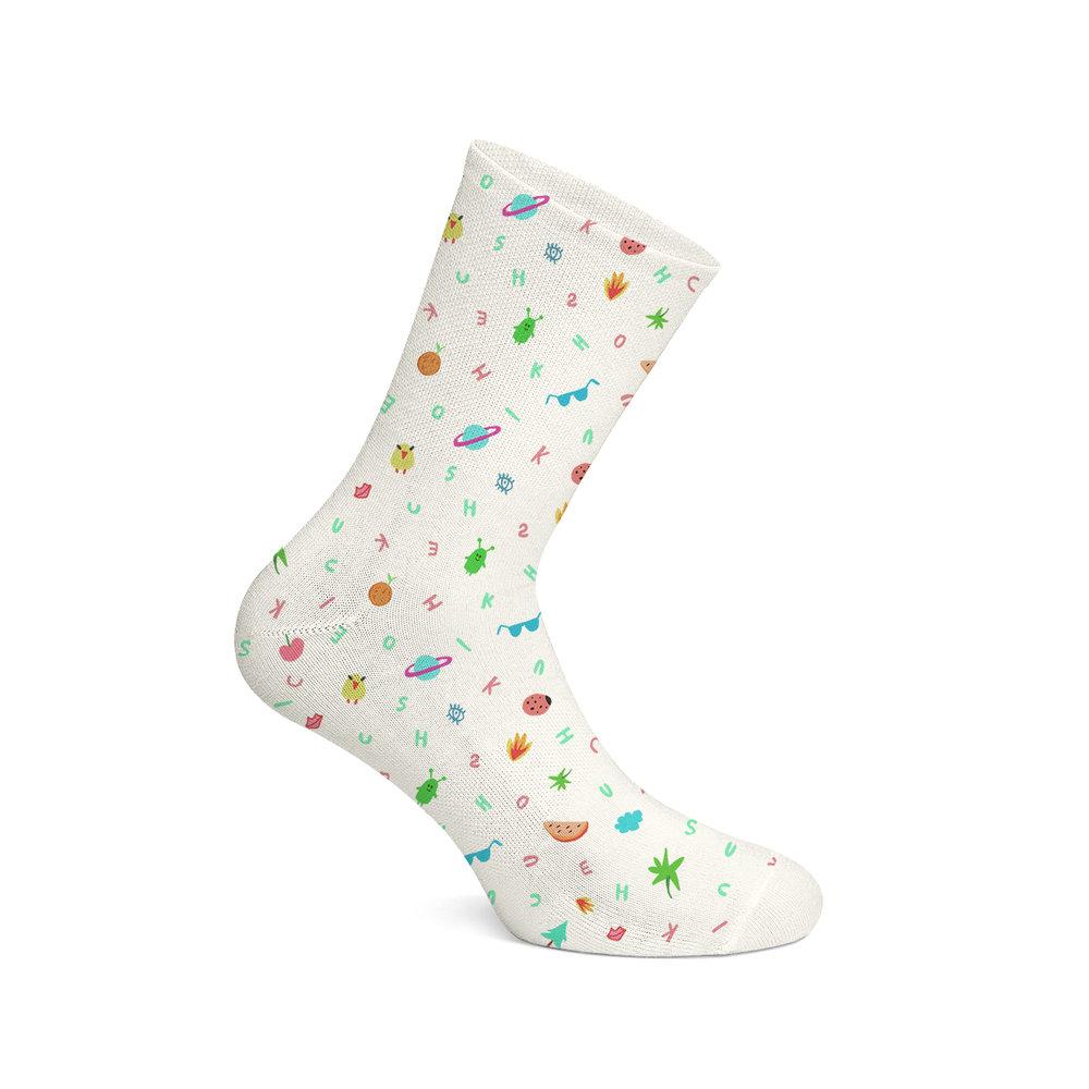 shuei socks. funny swing.
