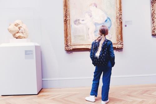 museums with kids/в музей с детками