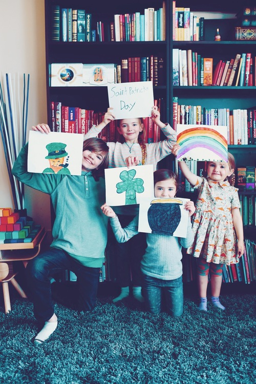 little leprechauns teach