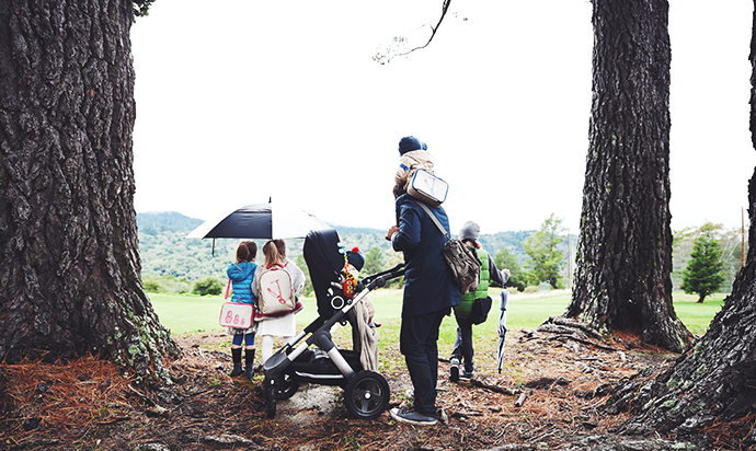 stokke trailz: all-terrain in style