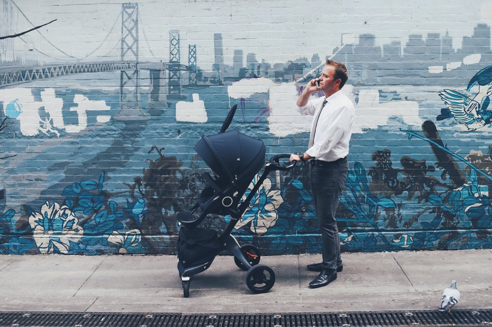 stokke xplory: the iconic connection stroller