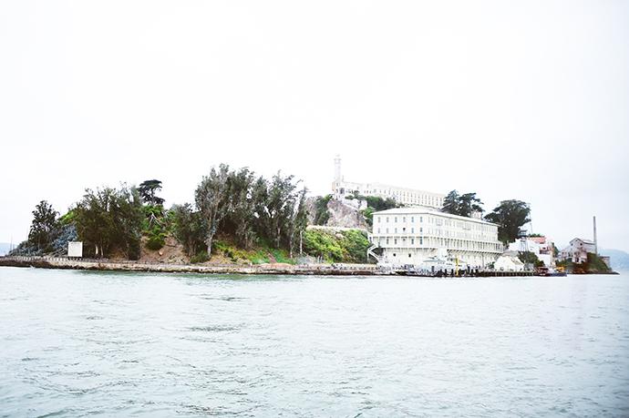 a trip to alcatraz