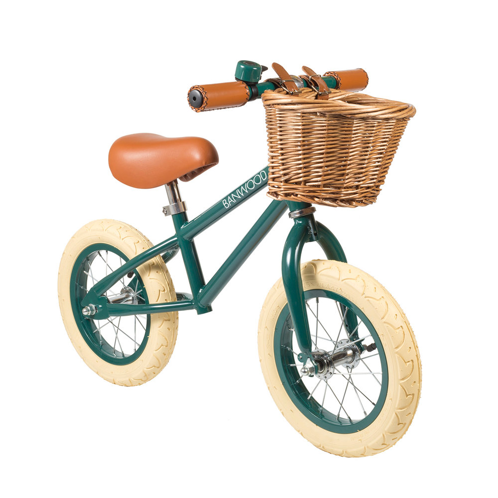 Banwood Balance Bike - A perfect little bike for the toddler ready to join in the fun.