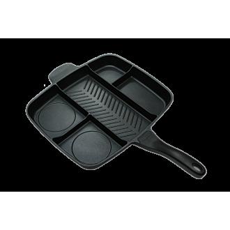 Masterpan 5-Section Skillet