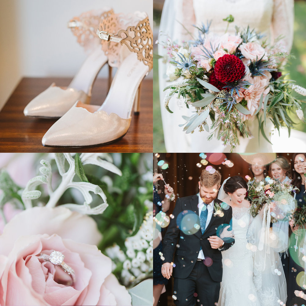Karin + Phil's Romantic English Garden Wedding at the Kent Country Club                                                password:   karinphil2016