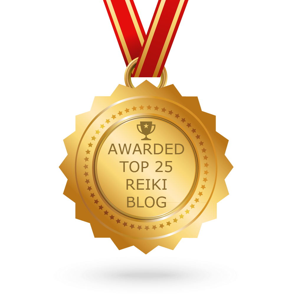 The Rebel Reiki Blog was recently ranked in the top 25 Reiki Blogs on the Planet! Read it here.