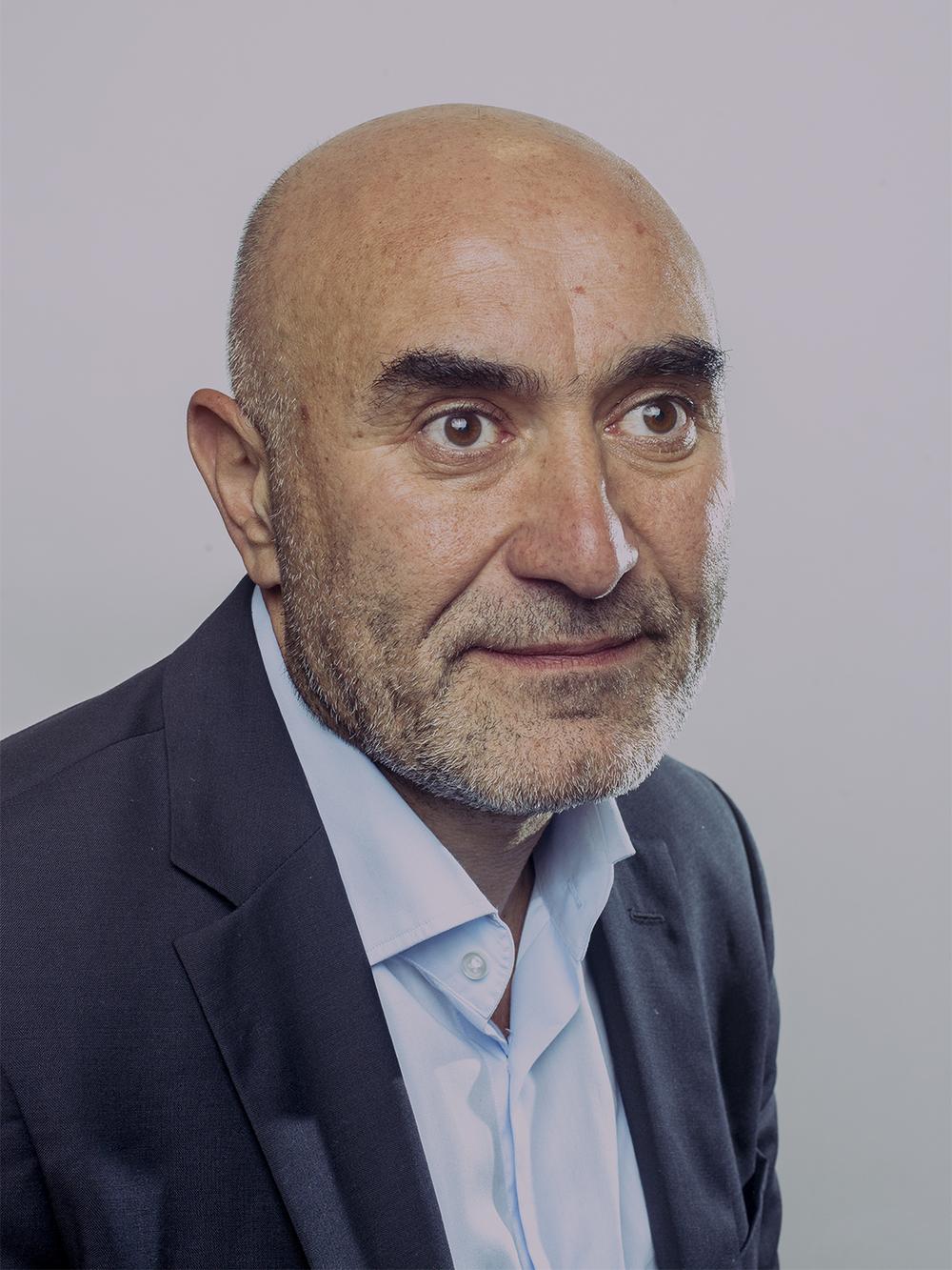 Souq.com founder and CEO Ronaldo Mouchawar for Inc. Arabia.