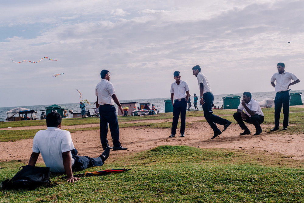 Galle Face Green, Colombo for Monocle.