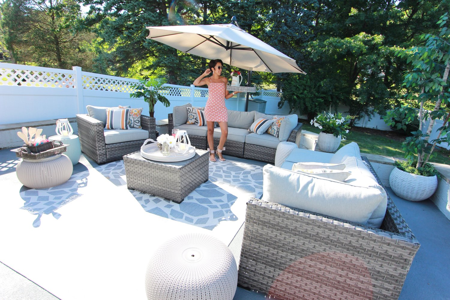 Outdoor Living With Raymour Flanigan Liiraven