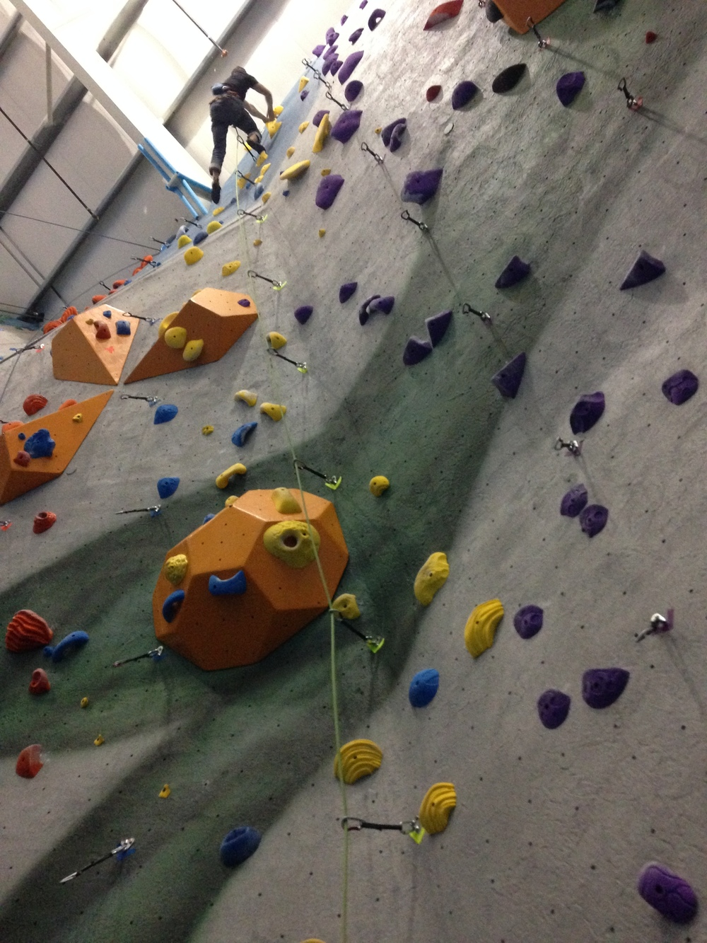 CWI + Lead Climbing Instructor