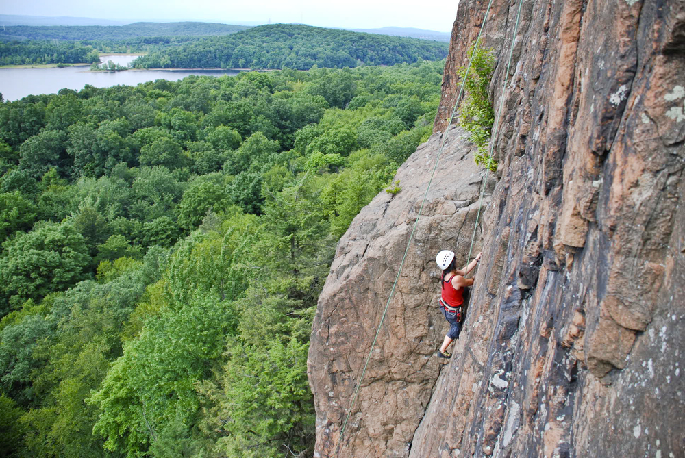 Broadway (5.8) Ragged Mtn (CT)