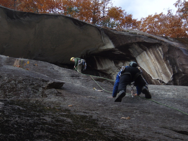 Echo Roof, Whitehorse Ledge (NH)
